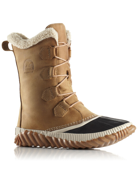 Sorel Out N About Plus - Botas Mujer - beige